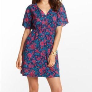 Lilly Pulitzer Meg Jammin' Coverup Dress